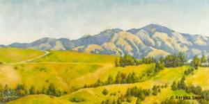 Mount Diablo View #1